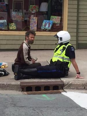 Halifax police officer picks Miley Cyrus tribute as favourite meme of viral pic