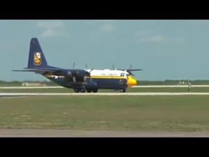 2016 Fat Albert at Wings Over South Texas