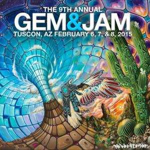 Gem and Jam Poster