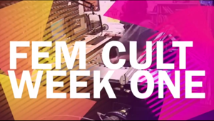 Fem Cult Radio Febuary 20, 2015
