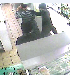 Vernon Parish deputies searching for armed robbery suspects