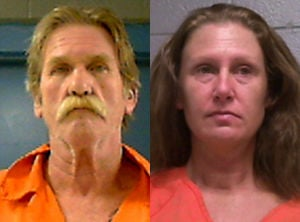 Buna Couple charged following large drug bust