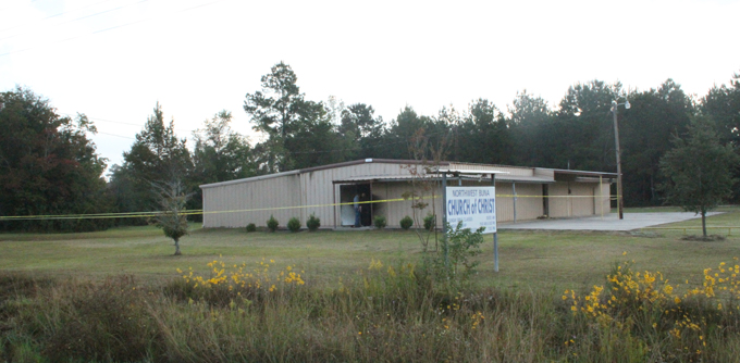 Sheriff reports possible lead in Buna church arson case