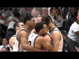 Bryant's Joe O'Shea Hits Shot At The Buzzer In NEC Quarterfinal