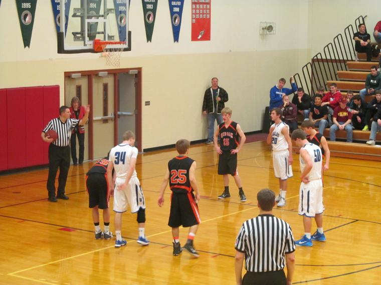 Underwood vs. Red Oak boys basketball - KMAland.com: Gallery