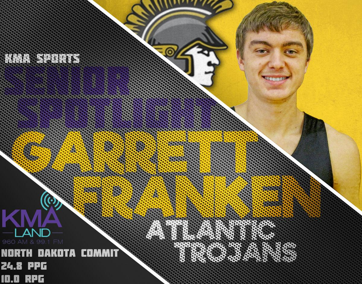 KMA Sports Senior Spotlight: Atlantic's Garrett Franken ...
