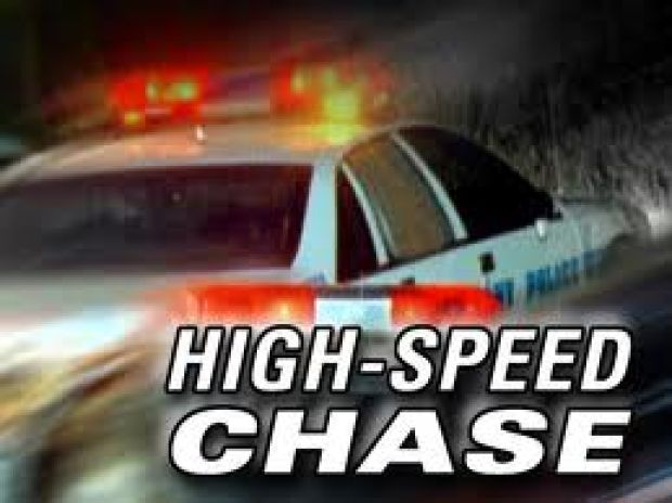 Northwest Iowa man leads officers on high speed overnight chase