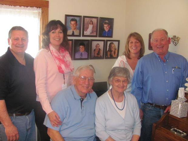 It's all about family for Aistropes of rural Randolph