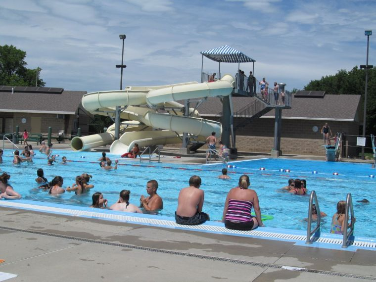 Kmaland pools sink or swim part one news - Deans community high school swimming pool ...