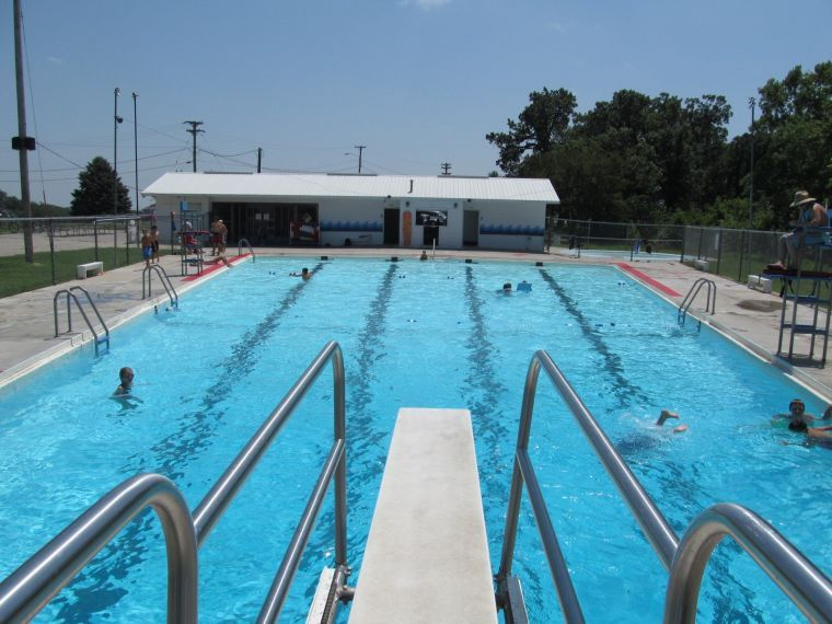 Pool discussions continue in sidney news - Deans community high school swimming pool ...