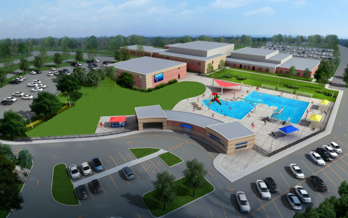 Candidates question glenwood pool funding news - Deans community high school swimming pool ...
