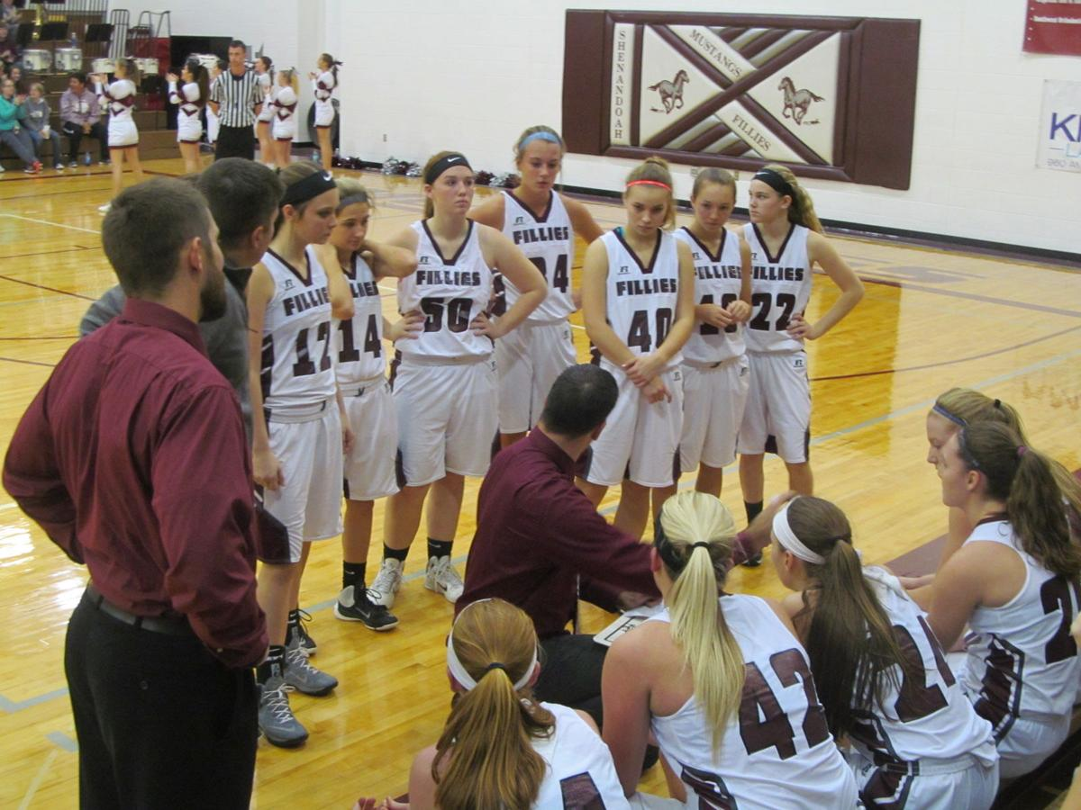"shenandoah girls Each year, the mid-eastern conference allows schools to choose one boy and one girl athlete as their ""star"" students the award is based on grades, contribution in athletics, contribution to the community, and all the intangible things an athlete can bring to their team and school, things like leadership, attitude, dedication, and positivity."