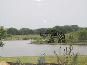 Mammoth sculpture sketch