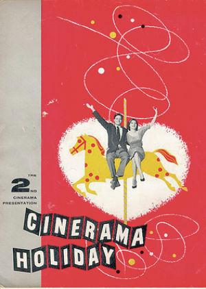 Cinerama at Strand