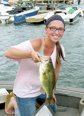 Adapt strategy to catch the post-spawn bass