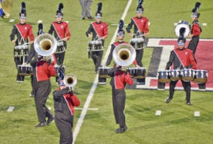 DeKalb hosts annual marching band contest