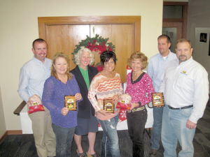 Miller Poultry has a tradition of giving