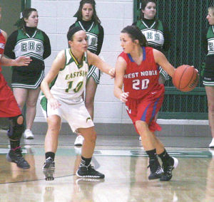 Chargers beat Blazers for NECC win