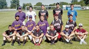 All-area baseball