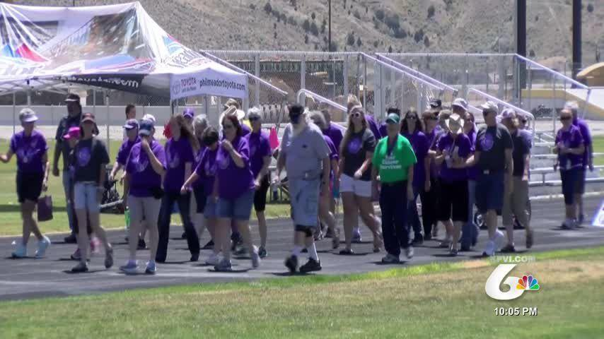 """Hundreds walked in the """"Relay for Life' event   News   kpvi.com"""