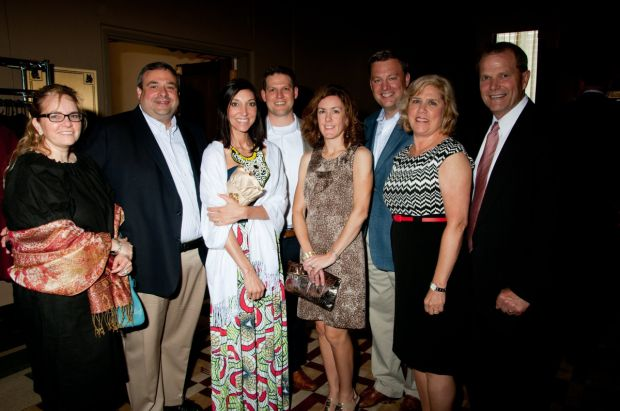 Deanna and Michael Donovan, John and Abbey Klevorn, Aaron and Jennifer Pawlitz, Al and Joan Koepke