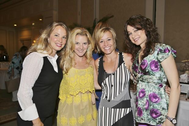 Kelly Martin, Erika Rizer, Janet Whalen, Anne Marie Abdulrauf