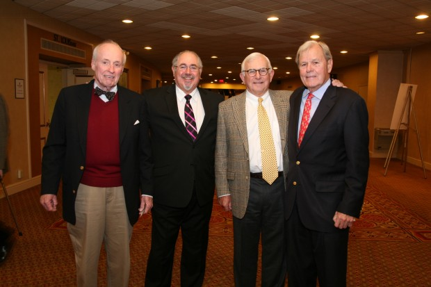 Steve Hereford, Sam Martorelli, Bob Gilleland, Ron Holtman