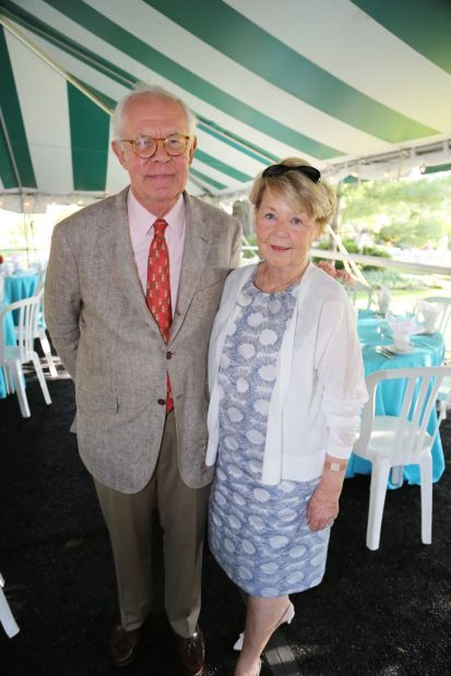 Fred and Jo Arnold