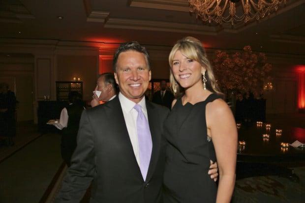 Ron Kruszewski, Tiffany Buchholz