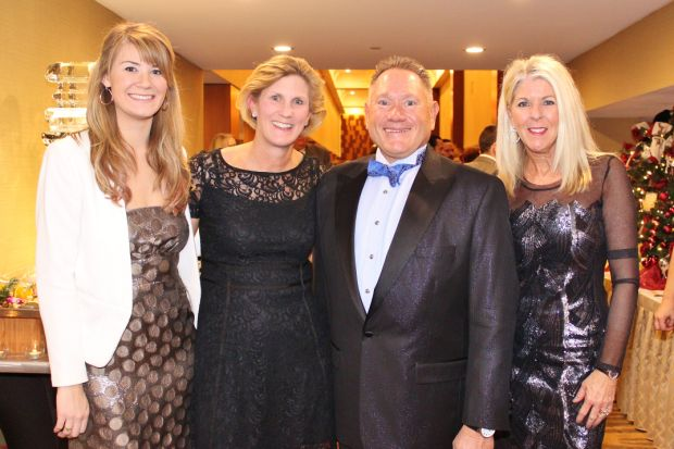 Ellen Gibson, Linda Gibson, Steve and Lynn Wedel