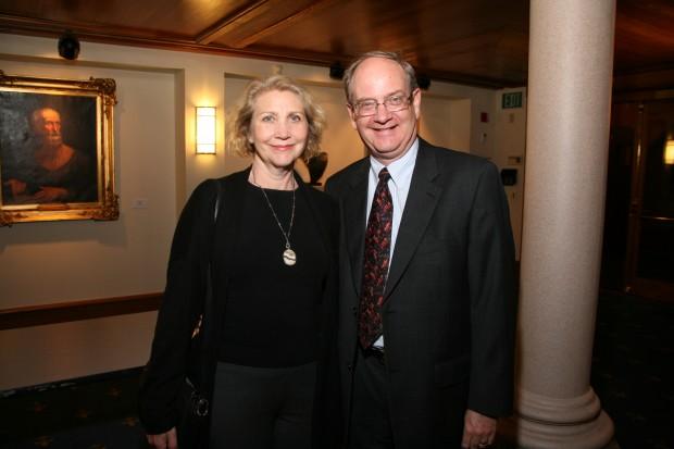 Lynn and Mark Sableman