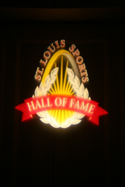 St. Louis Sports Hall of Fame 2012 Enshrinement Ceremonies
