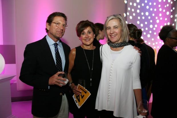 Chris Altvater, Leslie Lux, Martha Altvater