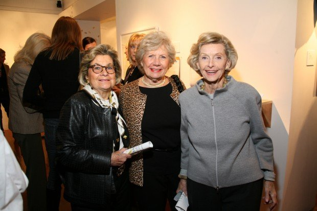 Barbara Goodman, Gail Fischmann, Barbara Eagleton