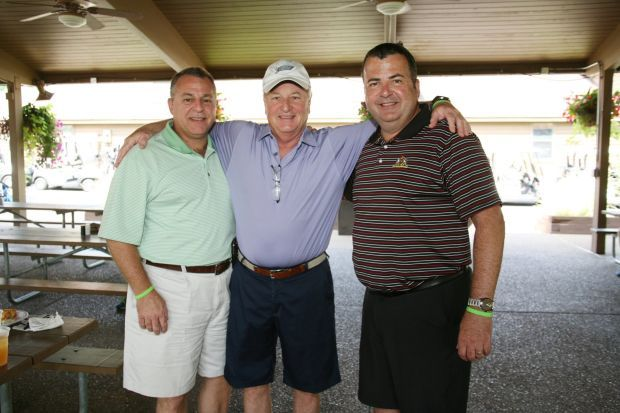 Tom Gatti, Jim Finger, Tony Sabos