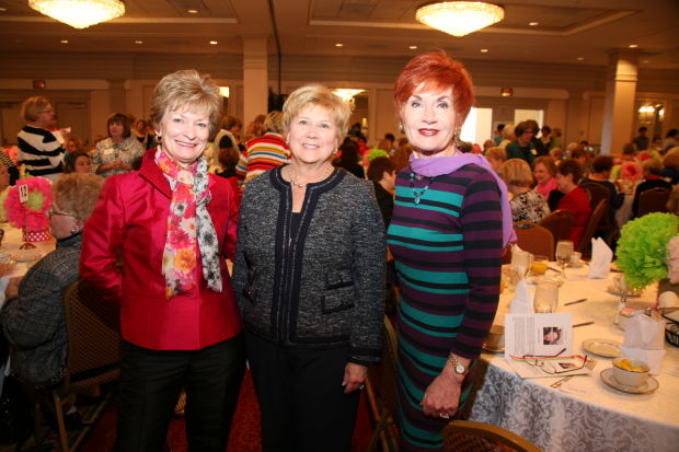 Kay Welker, Nancy Sellinger, Kay Weeks