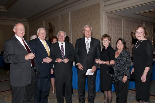Kirk Sanders, Mike Pratl, Robert Crossland, Gene Toombs, Nicole Sanders, Barbara Crossland, Linda Lee