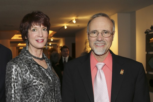 Barbara Harbach, Tom George
