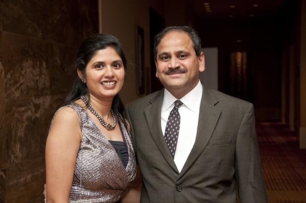Dr. Hamsa and Subbu Subramanian