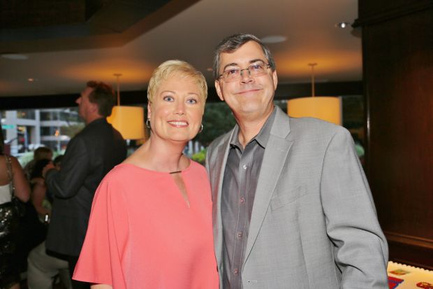 Diana and Vic Svec