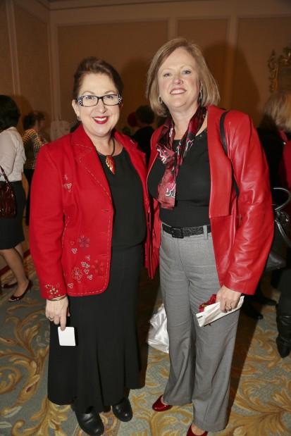 Cheryl Aponte, Wendy Henry