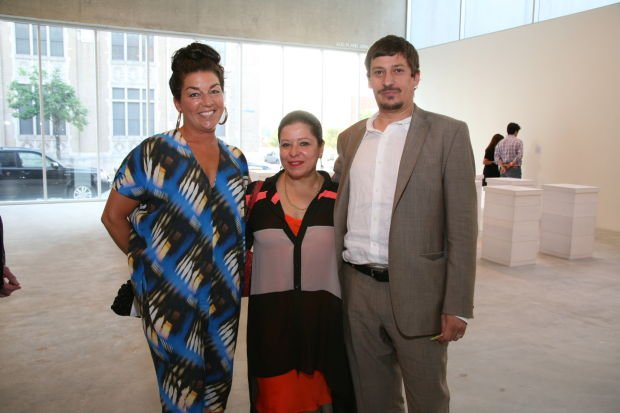 Monique Meloche, Carla Arocha, Stephane Schraenen