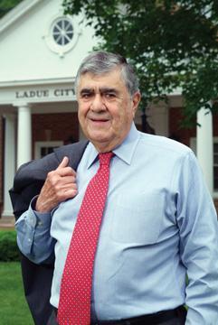 Ladue Mayor Anthony Bommarito