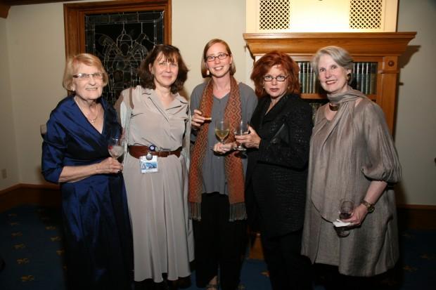Jane Krasnoff, Elizabeth Levy, Jennifer Lowe, Lyna Colombo, Georgia Pettus