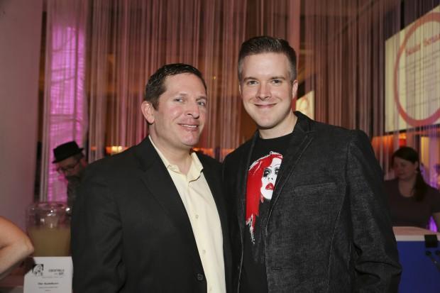 Todd Villmar, Jason McAdams
