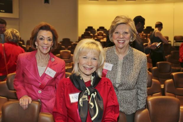 Peggy Ritter, Noemi Neidorff, Marsha Rusnack