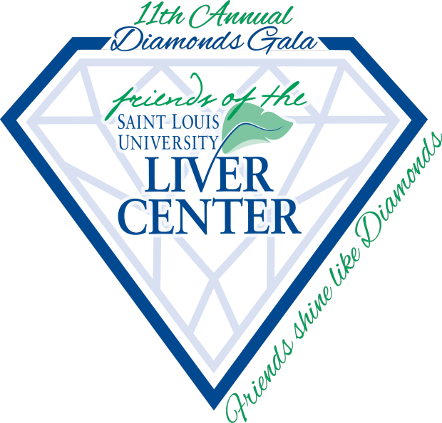 Friends of the SLU Liver Center - 2013 Diamonds Gala logo.png