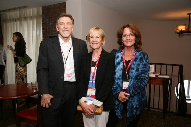 Tom Eschen, Randy Costas, Denise Labarge