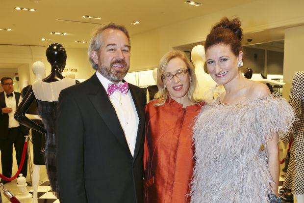 Chris Poehler, Valerie Steele, Susan Barrett