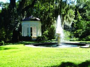 Rosedown Plantation SHS_summerhouse and fountain.jpg